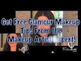 Makeup Artist High Glamour Makeup by Christina Foley