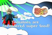Nutrition Be Healthy with Super Foods - Tomatoes