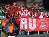 CELTIC V ABERDEEN - RED ULTRAS