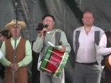 Grupo de cantares de Vila Real em Armamar - 2009