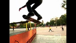 skateboarding south america