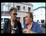 Grippe A : les conseils de 'Papa Depardieu'