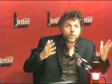 Stéphane Guillon, grippe porcine et Jean-Luc Hees