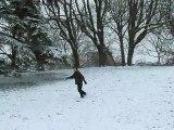 Snow Board à Paris 17-12-09