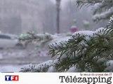 Télézapping   Il neige, il neige, il neige