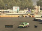 race driver grid Cascade, Crash et Drift
