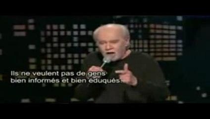 Le rêve américain_ George Carlin