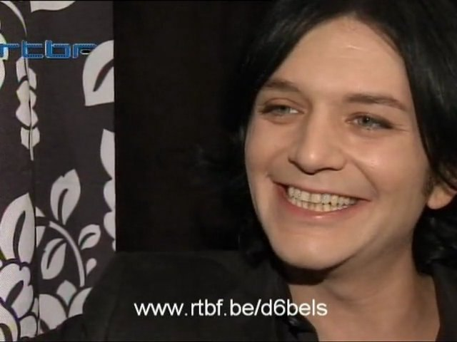 Interview intégrale Brian Molko - Placebo (JT RTBF)