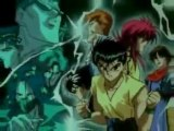 Amv yuyu hakusho - killing in the Name