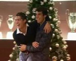C. Ronaldo y Kakà te desean Feliz Navidad