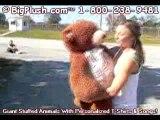 GUND JUMBO TEDDY BEAR BIG PLUSH BEARS STUFFED  BigPlush.com