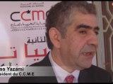 """""""Marocaines d'ici et d'ailleurs"""": Interview de Yazami (1/2)"""