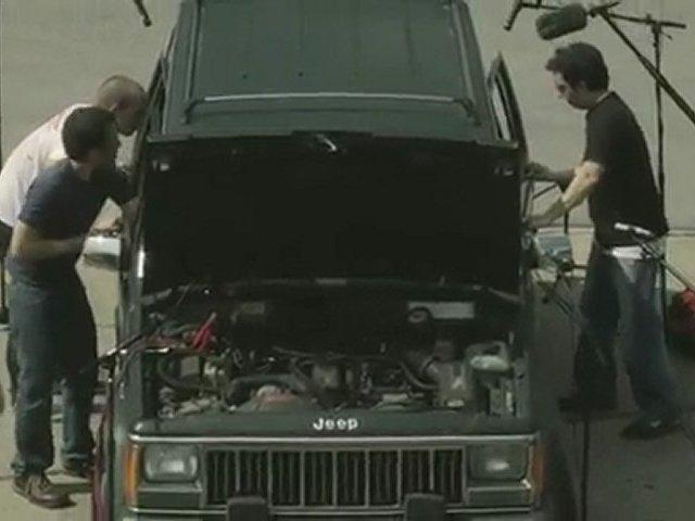 Jeep techno !