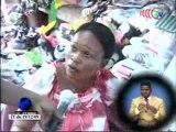 Les préparatifs de la fête de Noël à Brazzaville