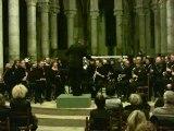 danses folkloriques par orchestre harmonie de Lannilis
