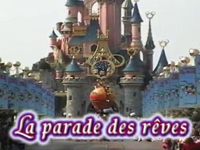 Disney parade des rêves