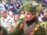 CARNAVAL DU ROI LION EURODISNEY REPETITIONS - COULISSES 2004