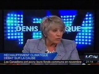 2009-LCN - Réchauffement climatique - Débat