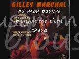 Gilles Marchal - Comme un étranger dans la ville -1969