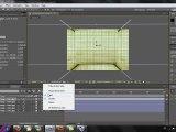 """Tutoriel Adobe After effect - Création d'une """"scène"""" part 1"""