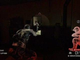 Splinter Cell: Conviction - Coop Walkthrough