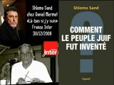 Peuple Juif Inventé-Shlomo Sand / France Inter 1/2