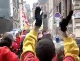 Grève : les étudiants en Staps de Rouen