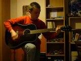 """a la façon de Eric clapton """"unplugged"""""""