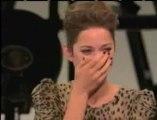 Marion Cotillard dans The Oprah Winfrey Show