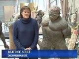 Ousmane Sow, un sculpteur hors du commun