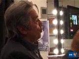 Ave l`accent! Alain Delon salue l`acteur et le comédien Ga