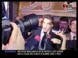 Cohue médiatique pour la victoire de Jean Sarkozy