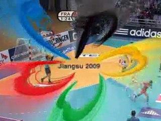Jiangsu 2009 Final: France - Russia