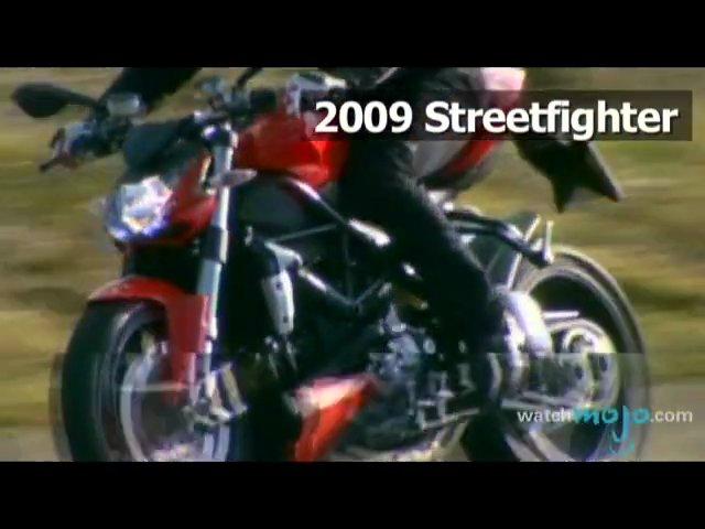 Ducati Motorcycles – 2009