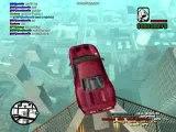 Saut de ouf dans GTA San Andreas Multijoueur