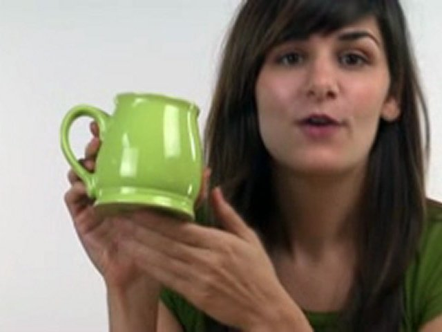 Giant Country Pottery Mugs