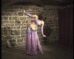 Léa danse orientale oriental night bellydance bsolo