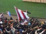 PSG-Grenoble 23/12/09 Virage Auteuil Allez Paris Saint Germa