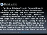 Search Engine Marketing | What is a Blog? By Mike McCoy