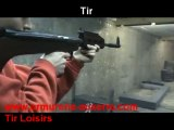 Présentation, Montage, essai de la carabine QB 57