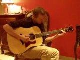 Impro guitare accordeon