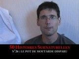 50 histoires surnaturelles : n°26 Le pot de moutarde disparu