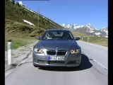 BMW 335i Coupe driving shots