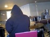 "R.I.P Jimmy ""The Rev"" Sullivan Afterlife - Drum Cover"