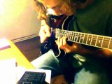IBANEZ !!!  fade to black solo