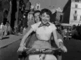 ***  Audrey Hepburn : Une chanson italienne ***