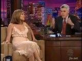 Jennifer Lopez on Jay Leno Show 2005 (Part 2)