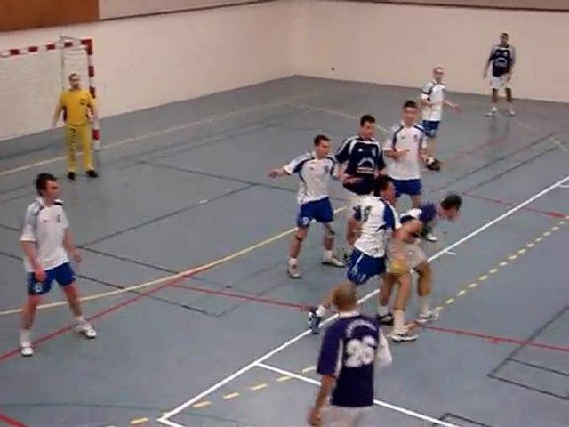 Match senior 1 contre Cellois (12.12.09)