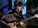 Stevie Ray Vaughan Guitar Cover par max