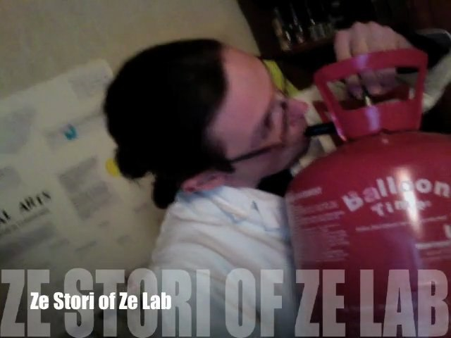 Ze Stori of Ze Lab : épisode 2